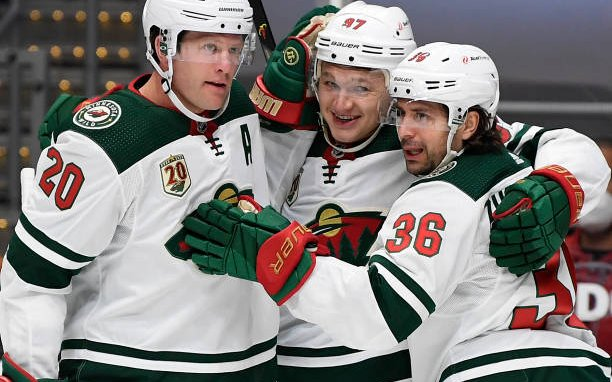 Image for The Minnesota Wild Clinch An Unexpectedly Early 2020-2021 Playoff Spot
