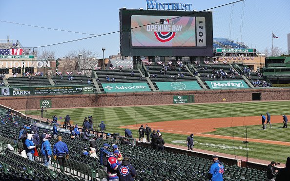 Image for 2021 Chicago Cubs: New Look for Wrigley Field