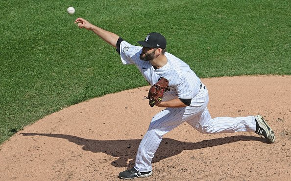 Image for MLB Breaking News: Lance Lynn Goes to the IL