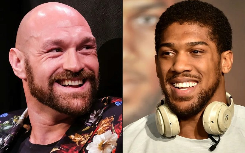 Image for Fury Puts Joshua Fight on 'The Clock' Notice: Book It Now or I'm Moving On