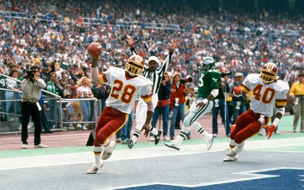 Image for The 5 Best Washington Football Team NFL Draft Picks of the Past 50 Years