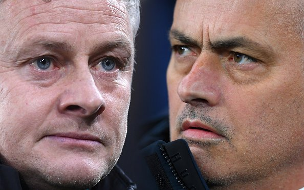 Image for Premier League: Mourinho Fires Back at Ole After 3-1 Loss