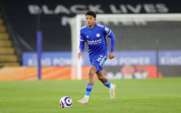 Image for Leicester City Player Wesley Fofana Allowed to Break Fast Mid-game