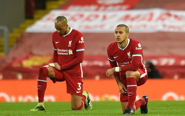 Image for How Fabinho helps to bring out the best of Thiago Alcantara