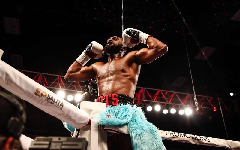 Image for Is Jaron Ennis Boxing's Next Big Thing?