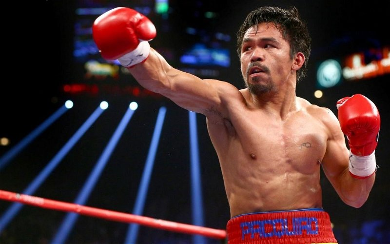 Image for Is It Time For Pacquiao To Hit The Celebrity Exhibition Circuit?