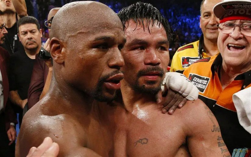 Image for Pacquiao Over Mayweather in Legacy Battle?