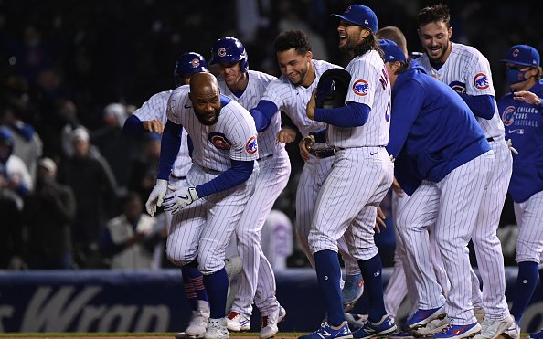 Image for 2021 Chicago Cubs: Cubs Sweep the Mets