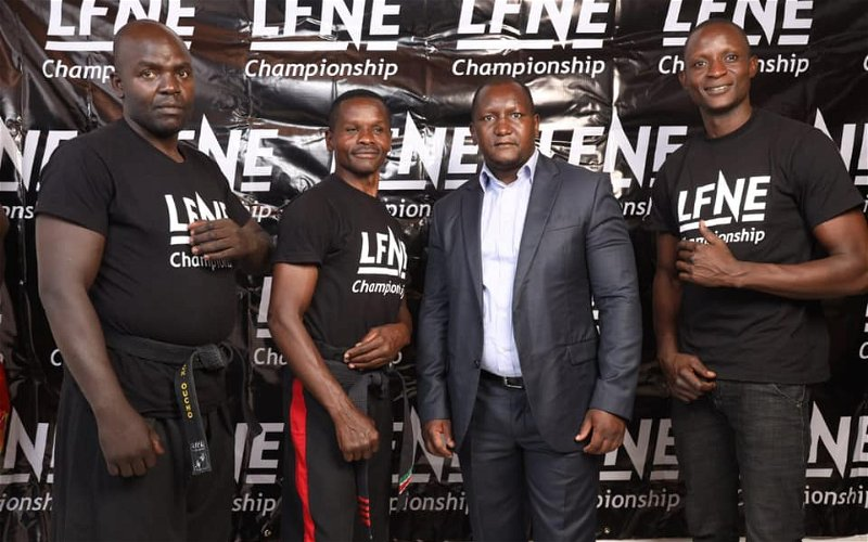 Image for LFNE Championship Have Arrived to Put African MMA on the Map
