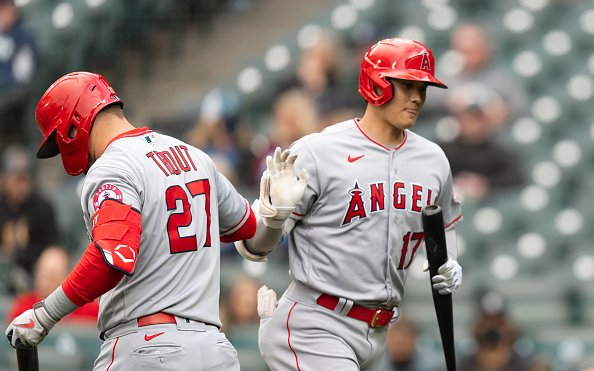Image for 2021 Los Angeles Angels: First Month in the Books