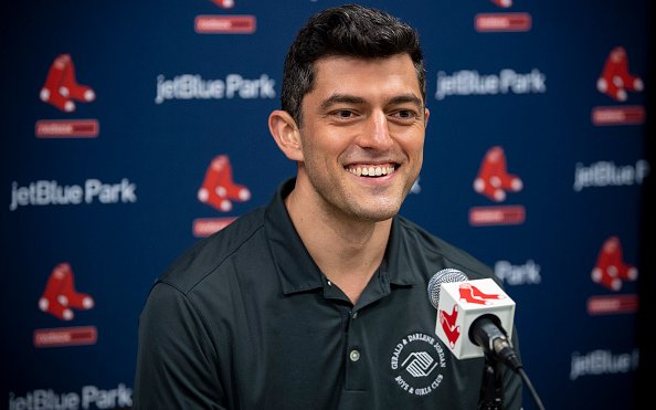 Image for 2021 Red Sox: In Chaim, You Should Trust