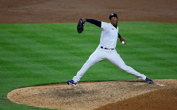 Image for Yankees Pitching: Three Scorching Hot Arms