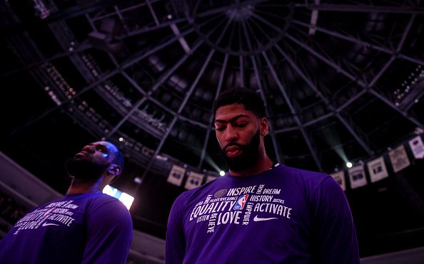 Image for Anthony Davis' Injury: Can the Lakers still beat the Phoenix Suns?