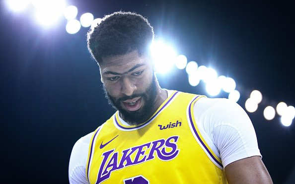 Image for Is Anthony Davis Underperforming? Will it Hurt the Lakers in the Playoffs?