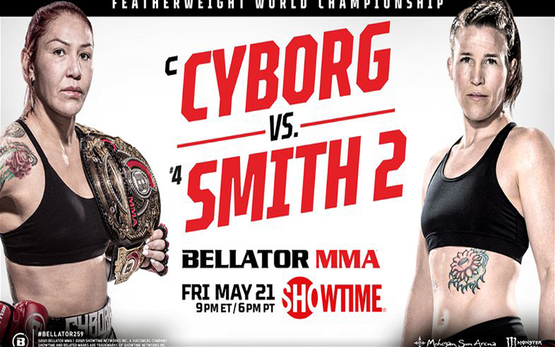 Image for Bellator Returns This Friday With Five Fights on the Main Card