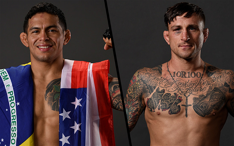 Image for UFC Vegas 26: Diego Ferreira vs Gregor Gillespie Breakdown and Preview