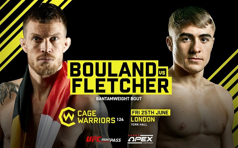 Image for Cage Warriors Trilogy in June: Second Week of Announcements