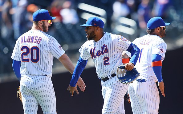 Image for First Place Mets: Why They're Leading the NL East