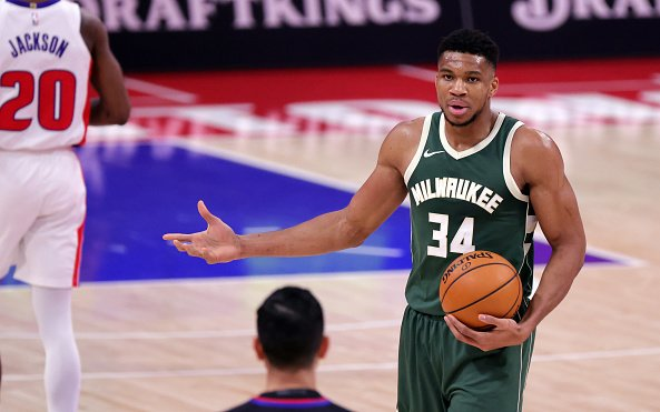 Image for Should Giannis Antetokounmpo be in the top 3 of MVP voting?
