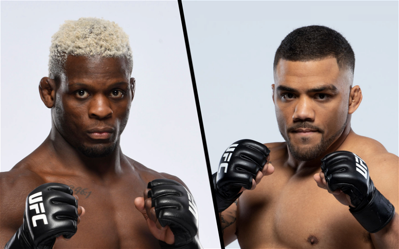 Image for Hawes vs Winn Added to UFC Fight Night on July 17th