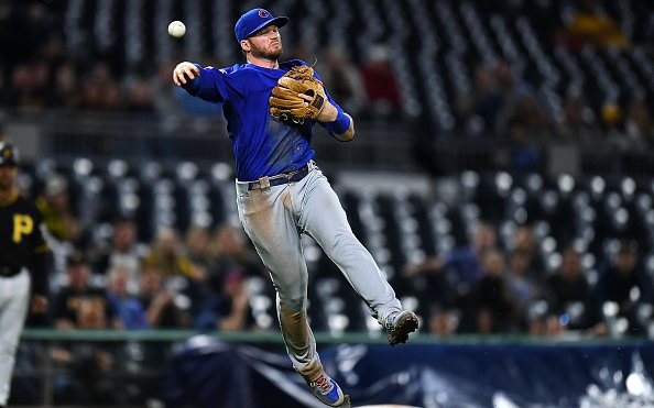 Image for 2021 Chicago Cubs: Happ Leaves Game on Meat Wagon