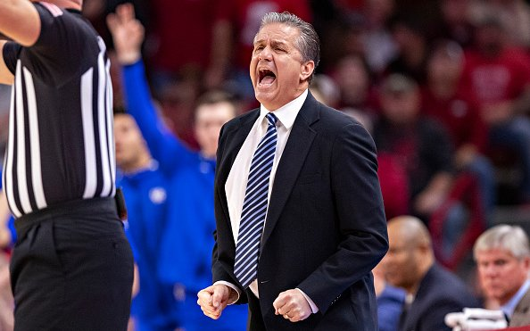 Image for Has the Off-Season Been a Spark for 2021-22 Kentucky Basketball?
