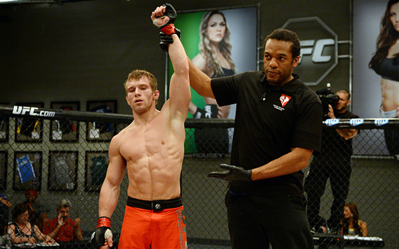 Image for Interview With Bellator's Josh Hill