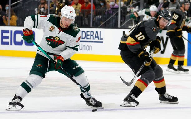 Image for Vegas Golden Knights Win A Hard Fought First Round Series Against The Minnesota Wild