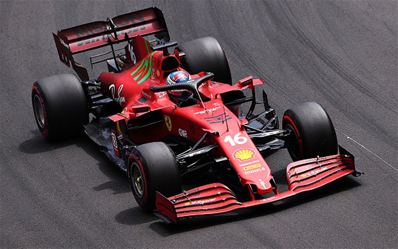 Image for Charles LeClerc: Miseries of Monaco