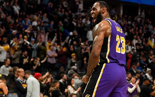 Image for Can the Los Angeles Lakers Repeat?