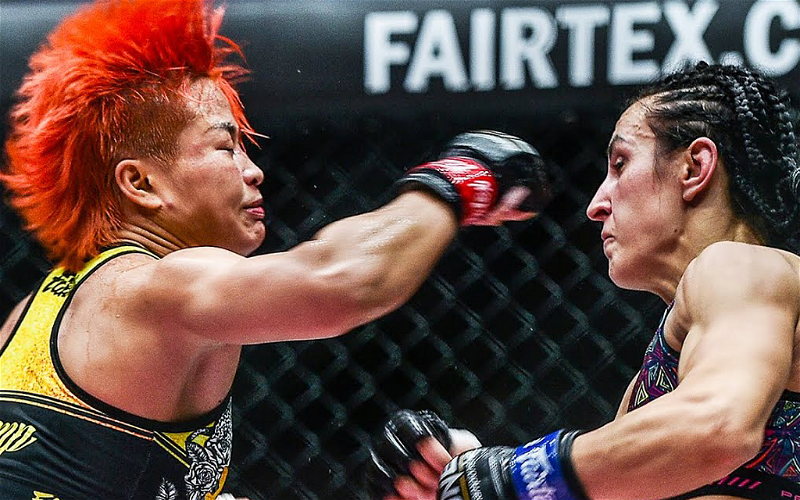 Image for ONE Empower: Alyona Rassohyna vs Stamp Fairtex 2 Breakdown and Preview
