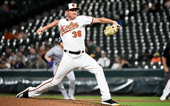 Image for Ryan Eades Signs Minor League Deal With Astros