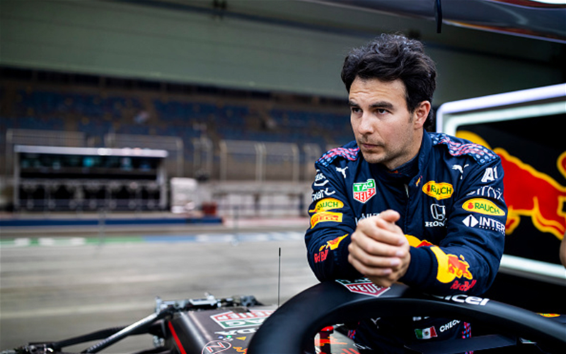 Image for Does Sergio Perez Need to Fire up and Get Into the Act Now?