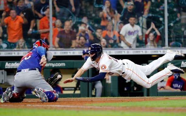 Image for Silver Boot Series: Astros Sweep Rangers