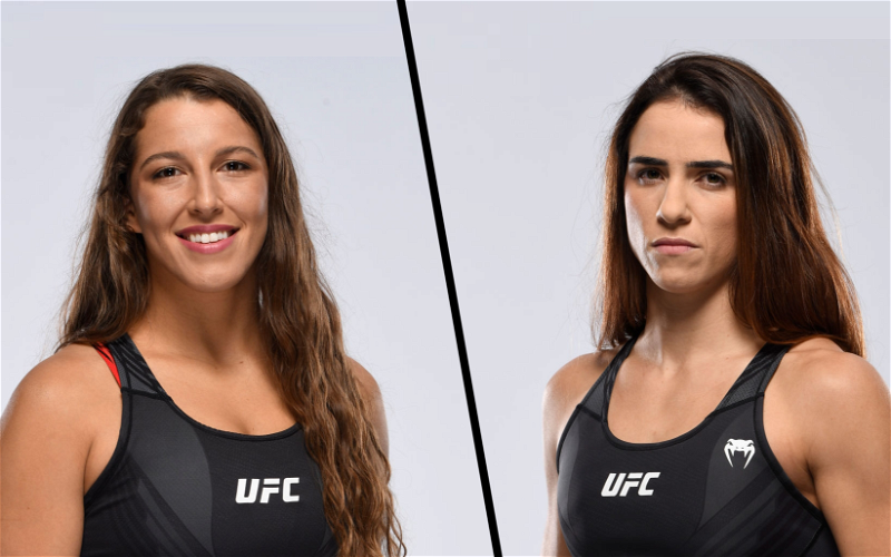 Image for UFC Vegas 27: Felicia Spencer vs Norma Dumont Preview and Prediction