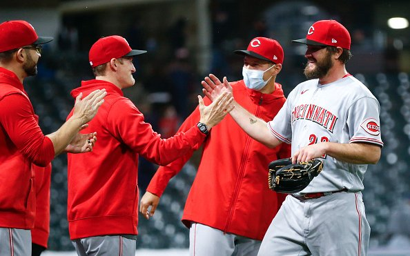 Image for Wade Miley Throws A No-Hitter
