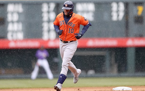 Image for 2021 Houston Astros: April Review