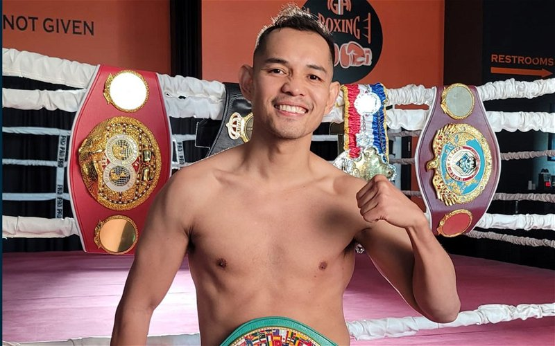 Image for Nonito Donaire: Chasing Greatness, Trailing Legends