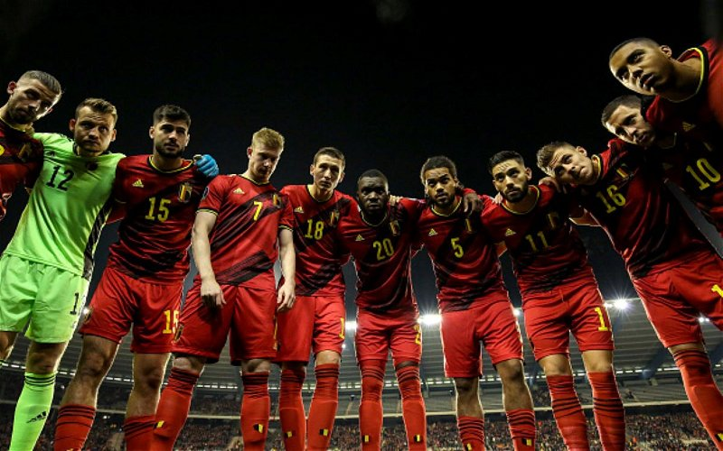 Image for Belgium Euro 2020 Overview
