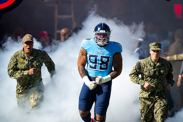 Titans Roster Projections
