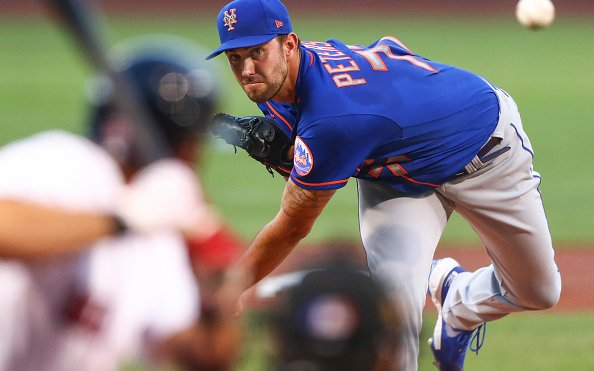 Image for David Peterson's Mixed Results: Why Mets Southpaw Is Struggling
