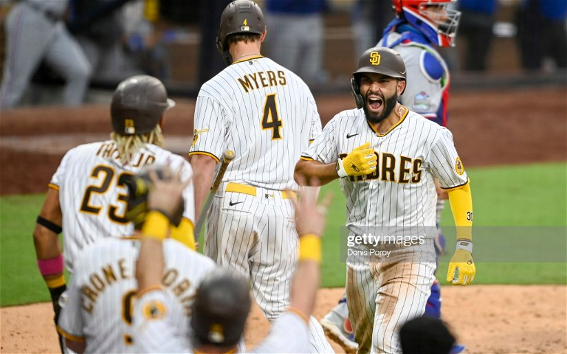 Image for Wild Padres Walk-Off: 30 Years in The Making