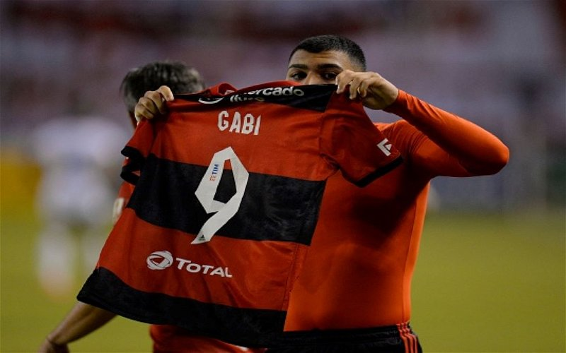 Image for Will There Be a European Return for 'Gabigol' in 2021?