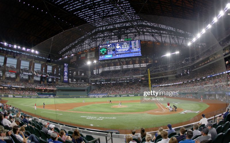 Image for Astros vs. Rangers Series: Rangers Turn the Tables