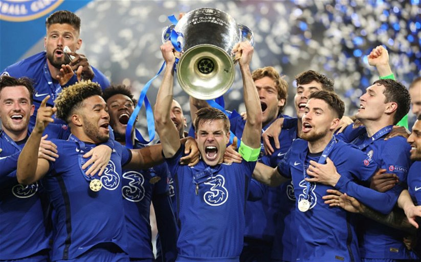 Image for How Chelsea Became the New Champions Of Europe in 2021