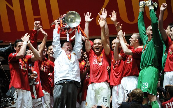 Image for United vs Chelsea: The 2008 Champions League Final Revisited