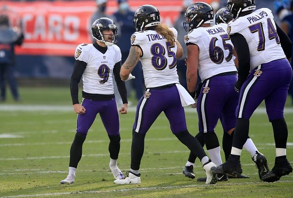 Ravens roster projections