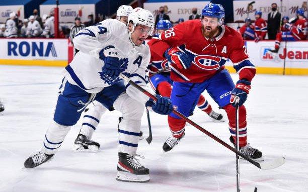 Image for 2021 Stanley Cup Playoff Preview: Toronto Maple Leafs vs Montreal Canadiens