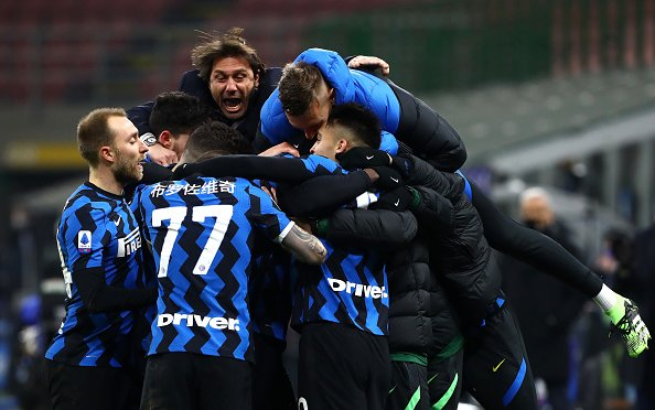 Image for Serie A: Champions League Race Heats Up into Final Day