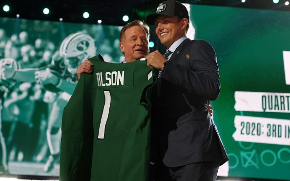 Image for New York Jets 2021 NFL Draft Recap: New Era and Eventful Final Day